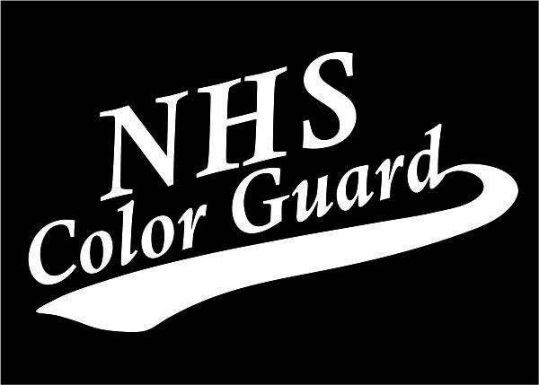 NHS Color Guard Team Store
