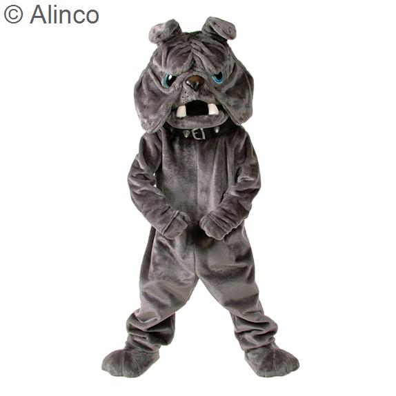 Bulldog Mascot Costume 15