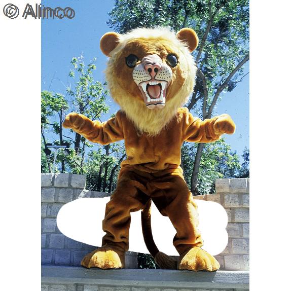 Big Cat Lion Mascot Costume 66