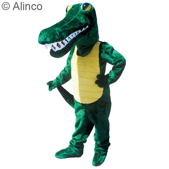 Gator Mascot Costume 78