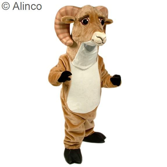 Ram Mascot Costume 140