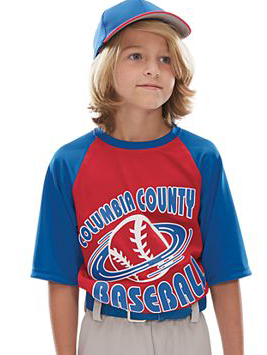 Augusta Wicking Short Sleeve Baseball Jersey 1508