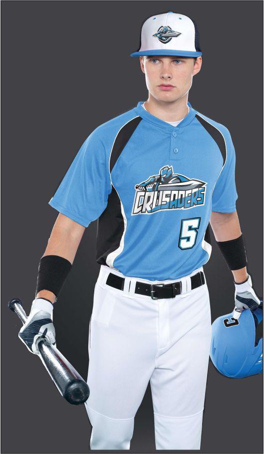 Augusta Base Hit Baseball Uniform Set 1540 (R14DBM)