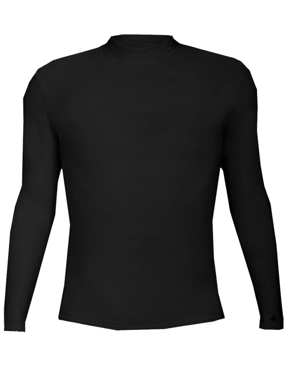 Badger B-Hot Long Sleeve Compression Shirt 4756