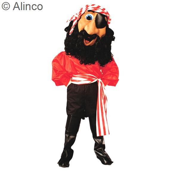 Billy Bones Mascot Costume 204