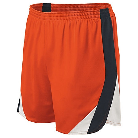 Orange/Black/White
