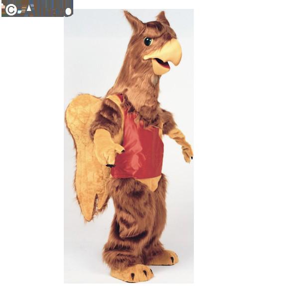 Griffin Mascot Costume 228