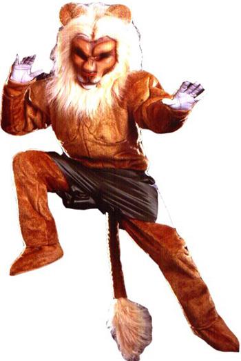 Pro Lion-Deluxe Mascot Costume 311