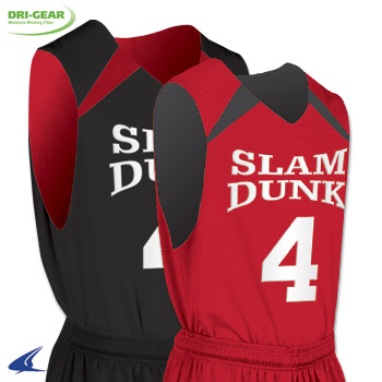 Champro Mens Pro Plus Reversible Basketball Jersey BBJ4