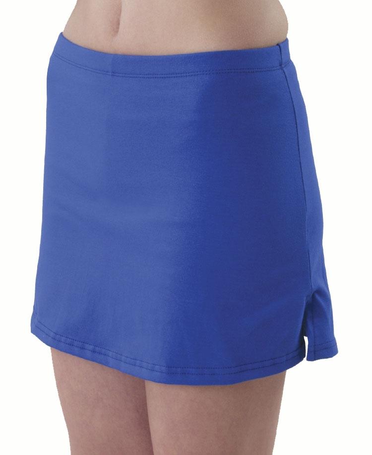 V-Notch Skirt w/Boy Cut Brief 3200