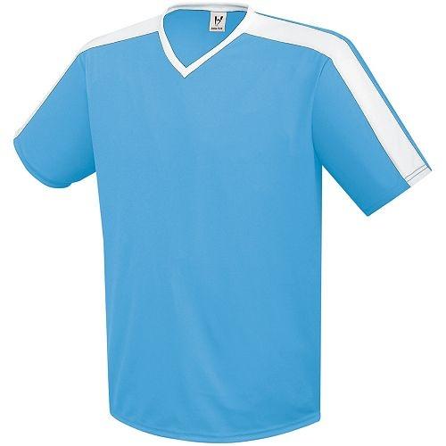 322730 Col Blue / White