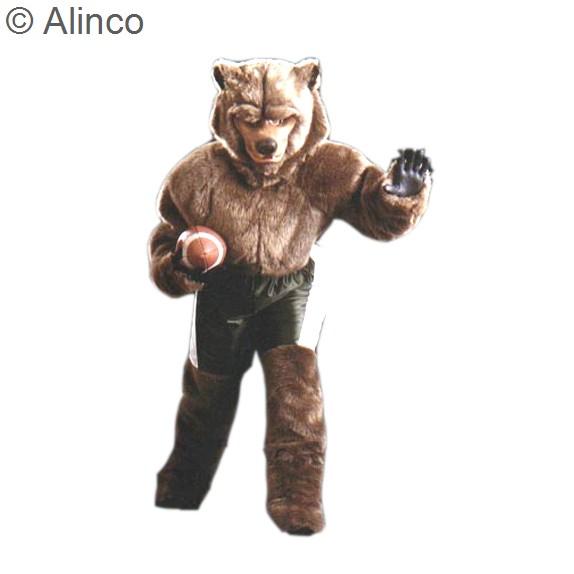 Pro Bear Mascot Costume 350
