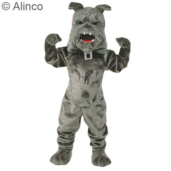 Bully Bulldog Mascot Costume 409