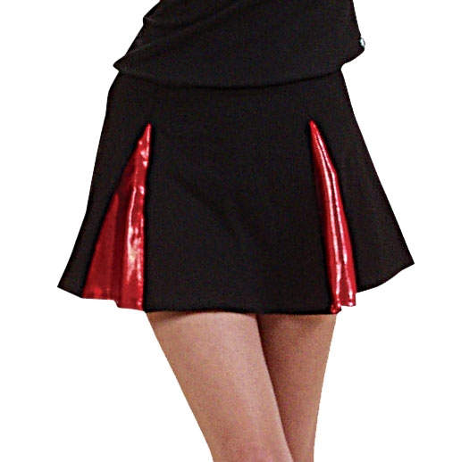 Cheer Skirt with Boycut Brief 4200M