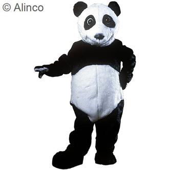 Panda Bear Mascot Costume 49