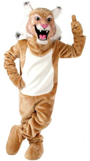 Wildcat Mascot Costume 507W