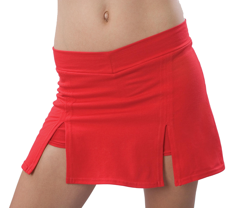 A-Line Skirt w/Boy Cut Brief 5200