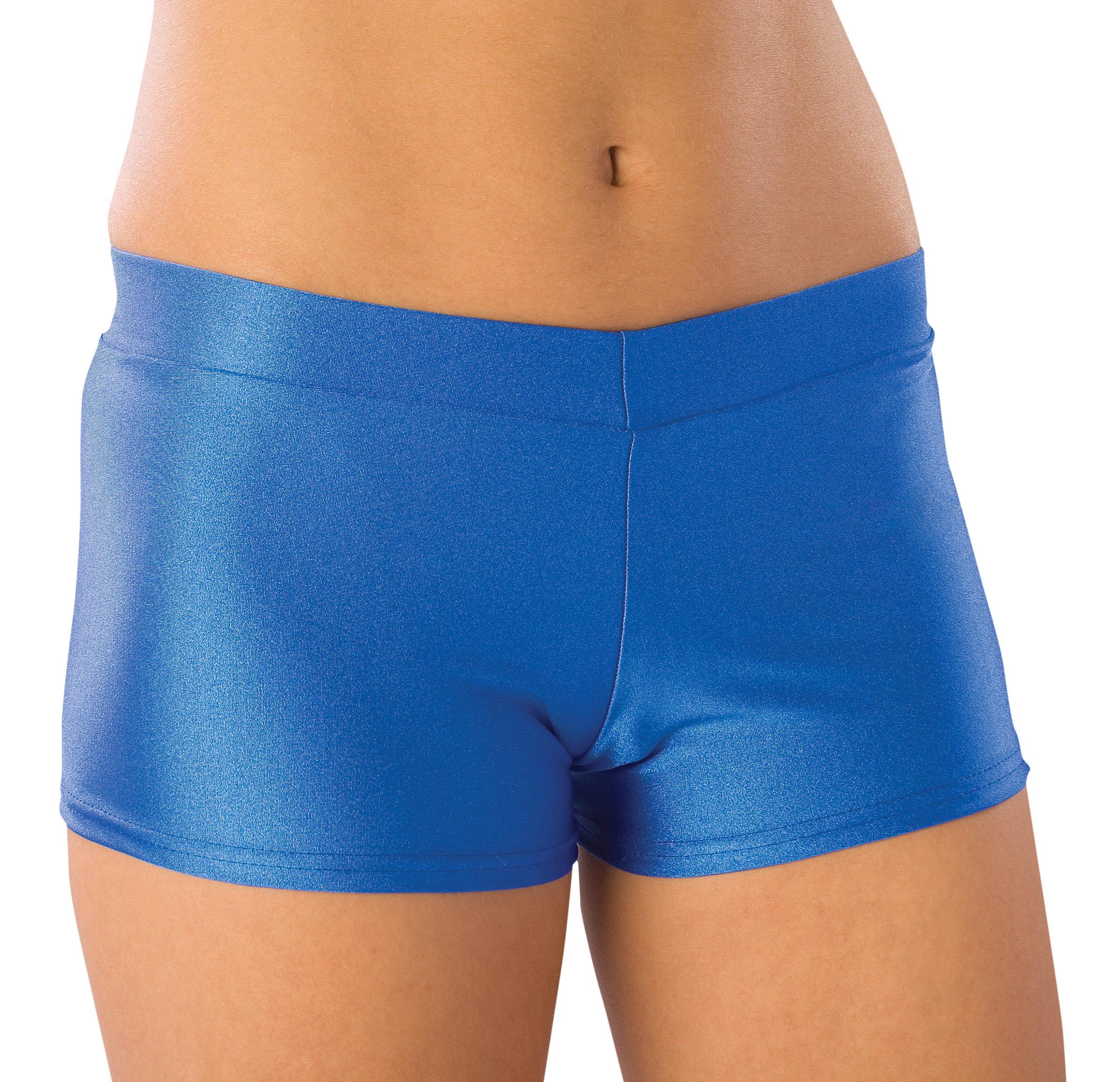 blue Hot shorts