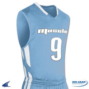Champro Womens Muscle Dri-Gear Basketball Jersey BBJ9W