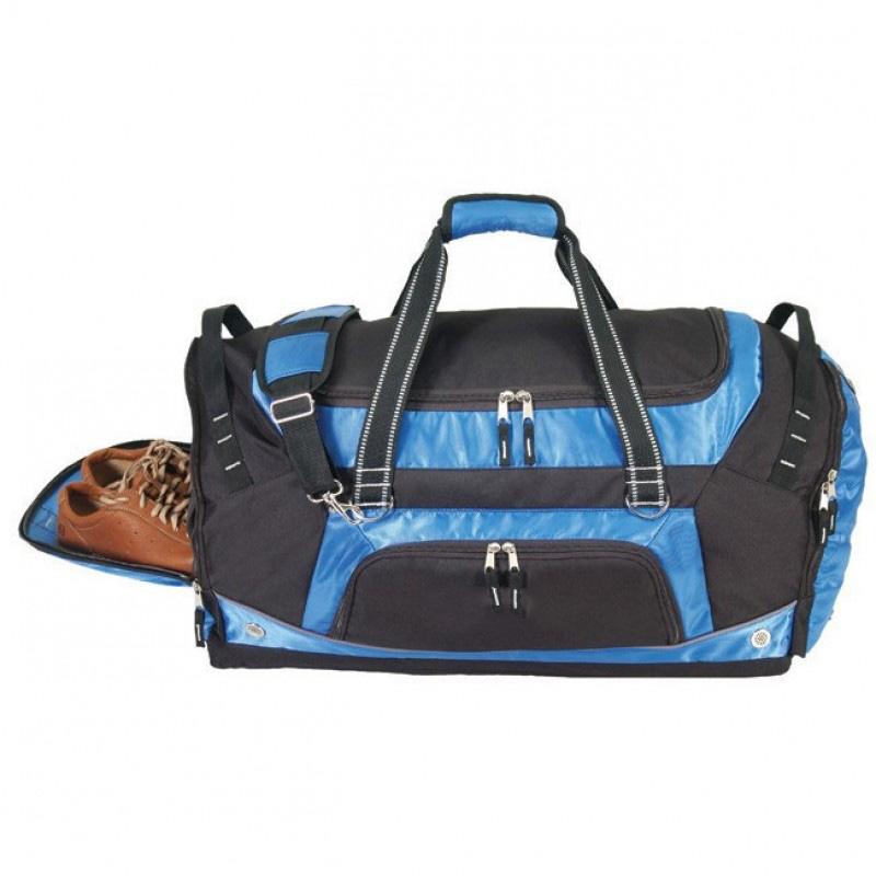Duffle Bag w/Shoe Storage 6080