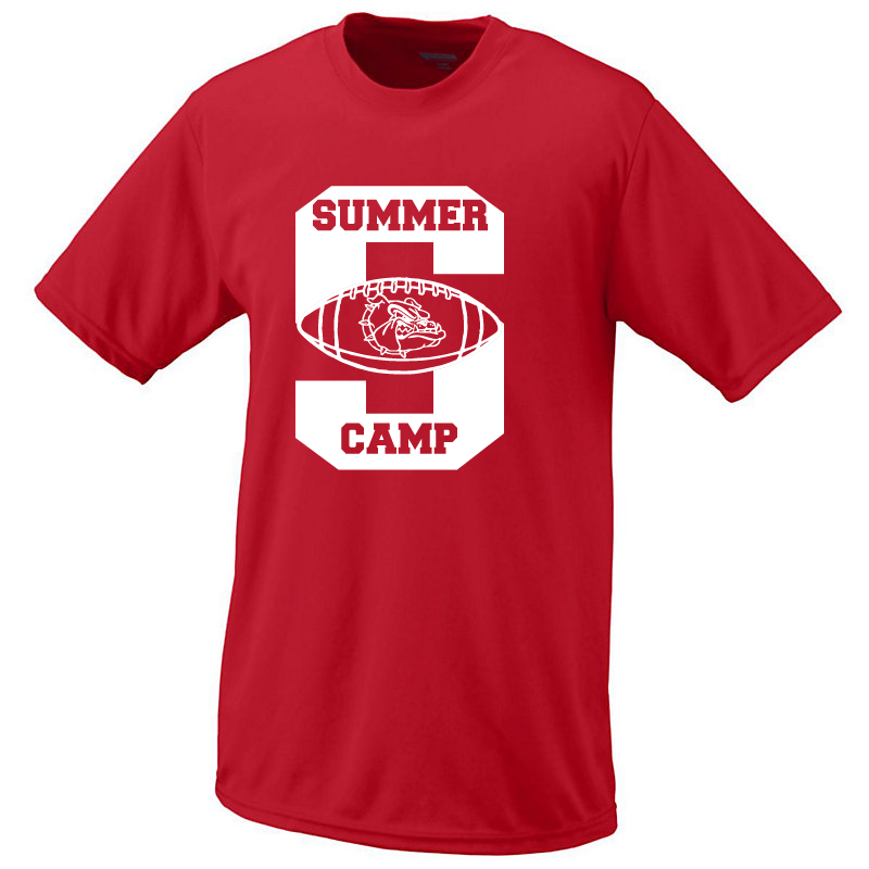 Printed Camp Shirt