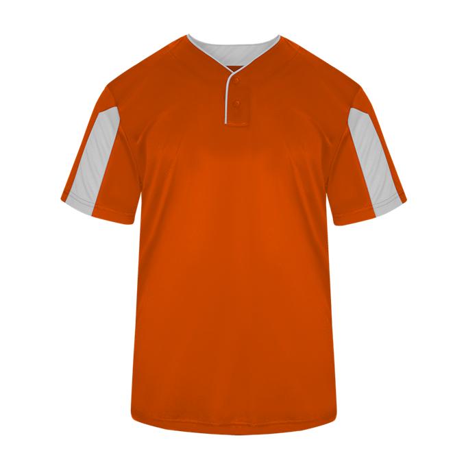 7976 Burnt Orange / White