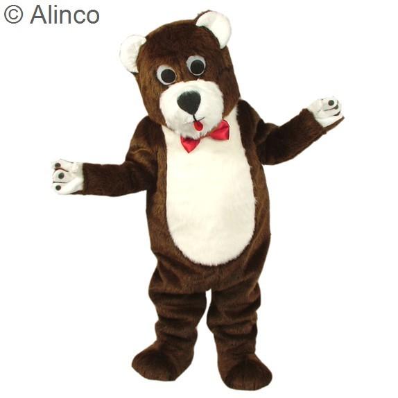 Teddy Bear Mascot Costume 80
