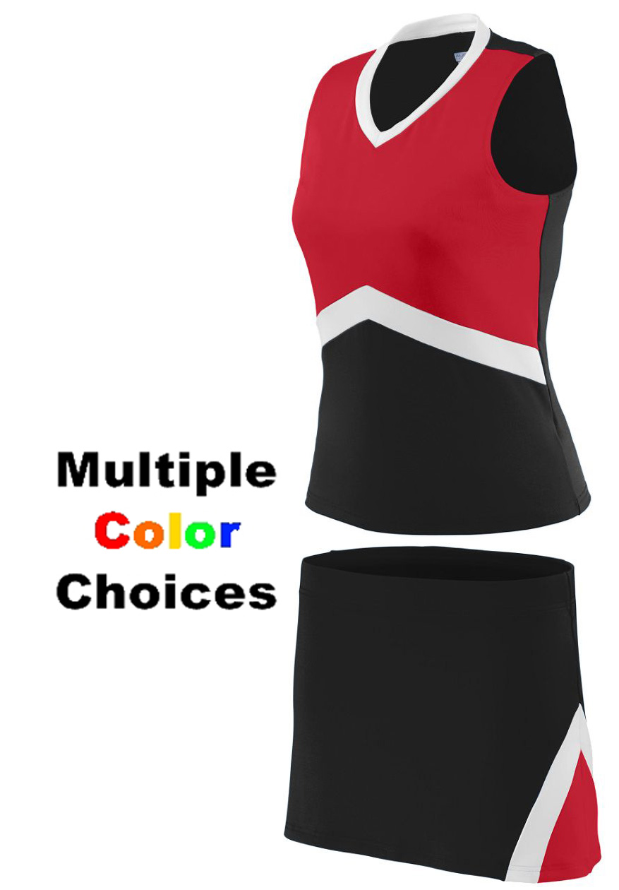 Augusta Ladies Flex Cheer Set 9200