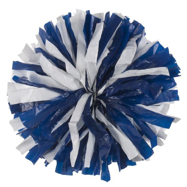 Plastic Pom Ball - 2 Color