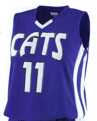 Augusta Ladies Wicking Powerhouse Basketball Jersey 527