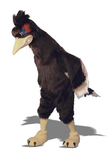 Vrooom Roadrunner Mascot Costume 413