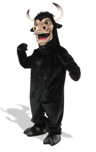 Bull Mascot Costume 513