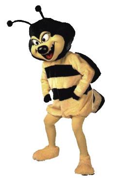Buzz Bee Mascot Costume 408