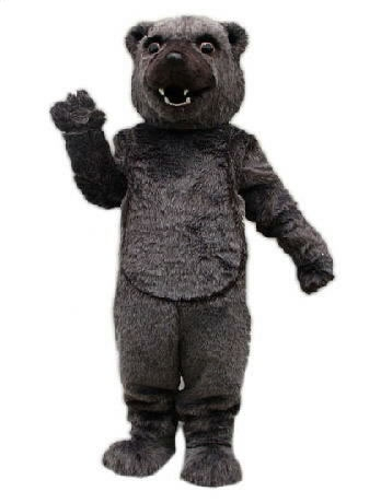Cocomo Bear Mascot Costume #433
