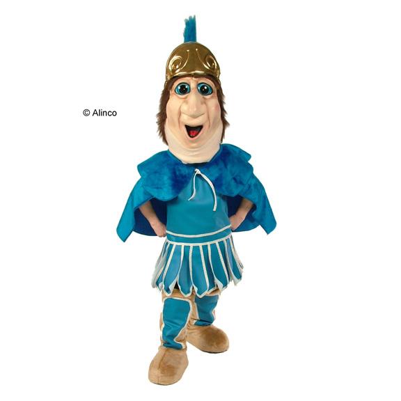 Comic Trojan Mascot Costume 250