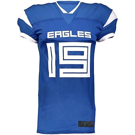 Augusta Slant Football Jersey 9582