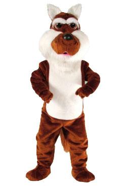 Coyote Mascot Costume 86B