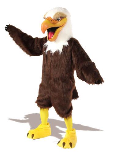 Eagle Mascot Costume 500