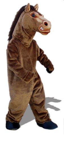 Fierce Stallion Mascot Costume 431