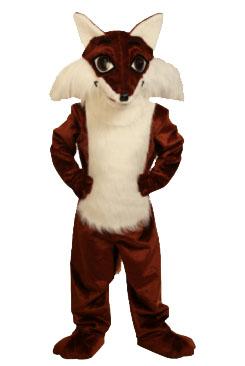 Fox Mascot Costume 79