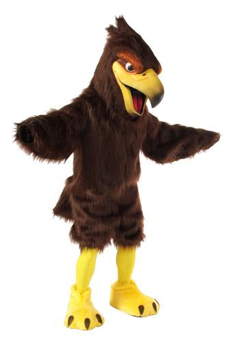 Hawk Mascot Costume 501