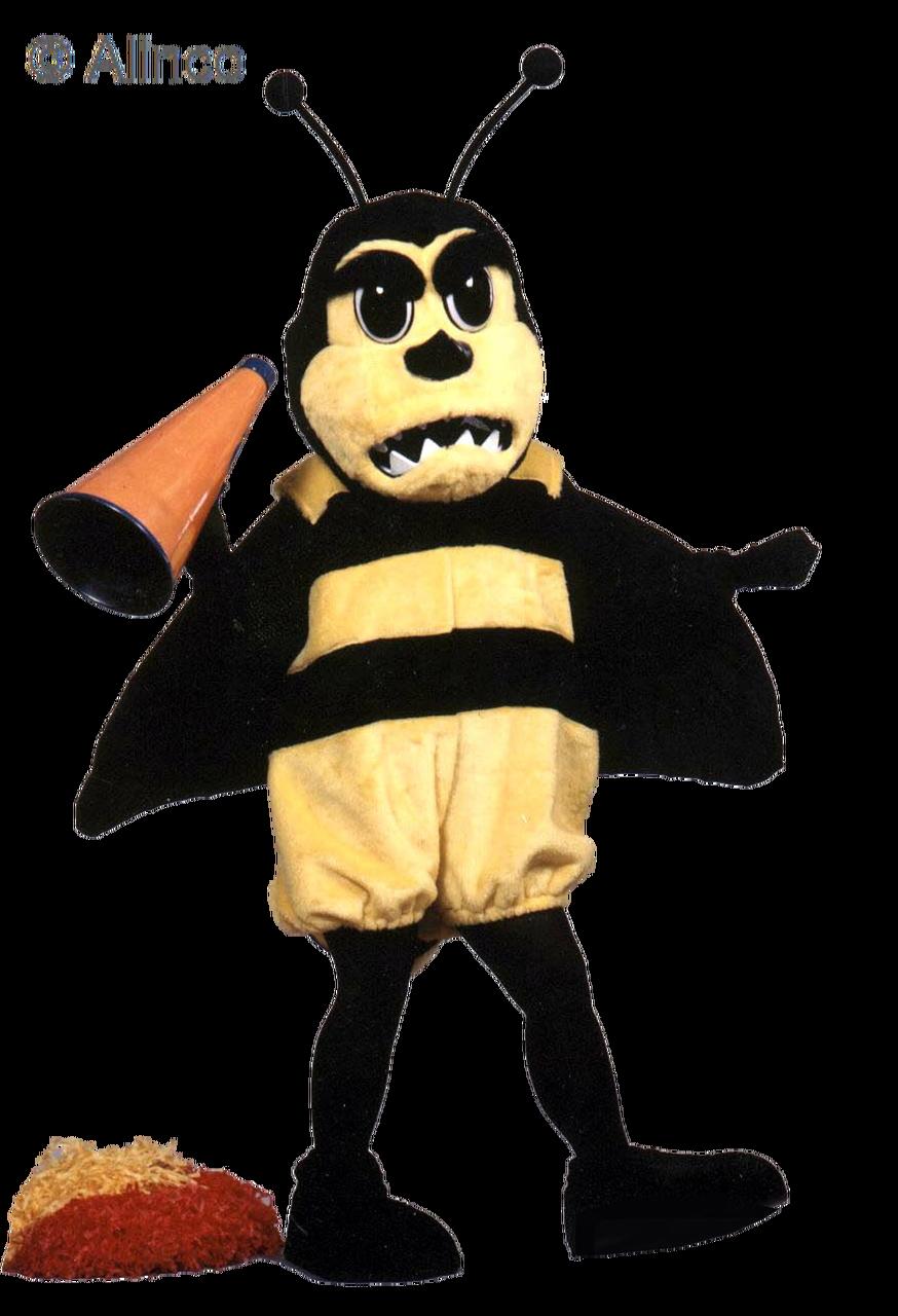 Hornet Mascot Costume 183