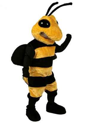 Hornet Mascot Costume 615