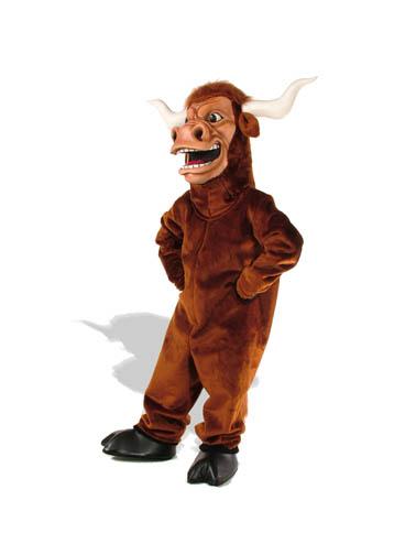 Longhorn Mascot Costume 514