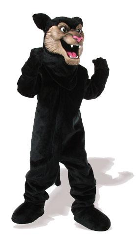 Panther Mascot Costume 509