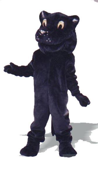 Patrick Panther Mascot Costume 220