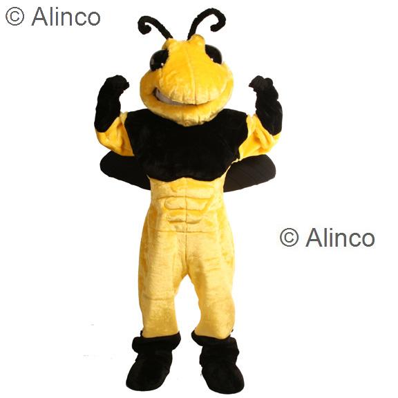Mascot Costume Power Hornet 641