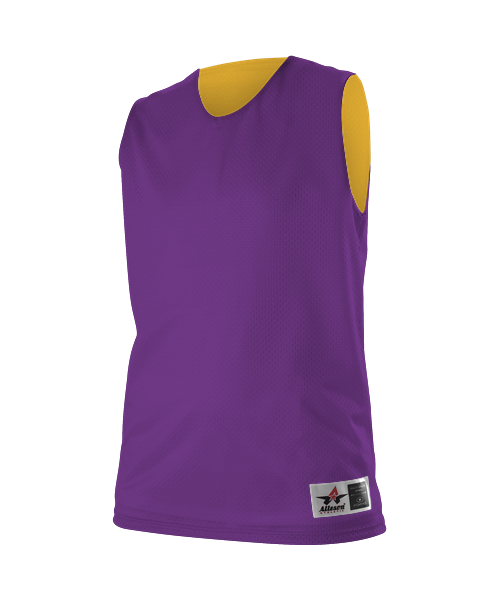 Alleson Womens Reversible Mesh Basketball Jersey 560RW