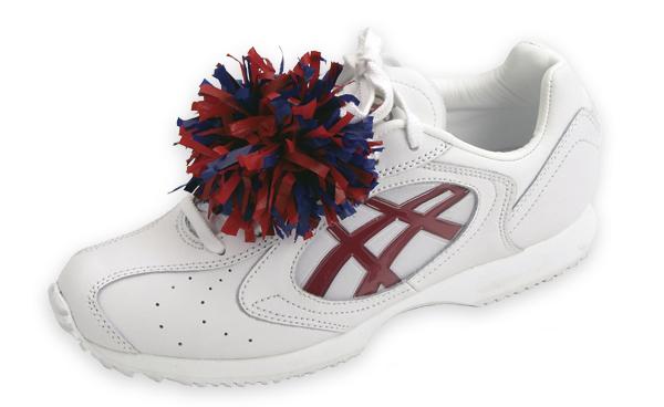 Plastic or Matallic Shoe/Hair Pom