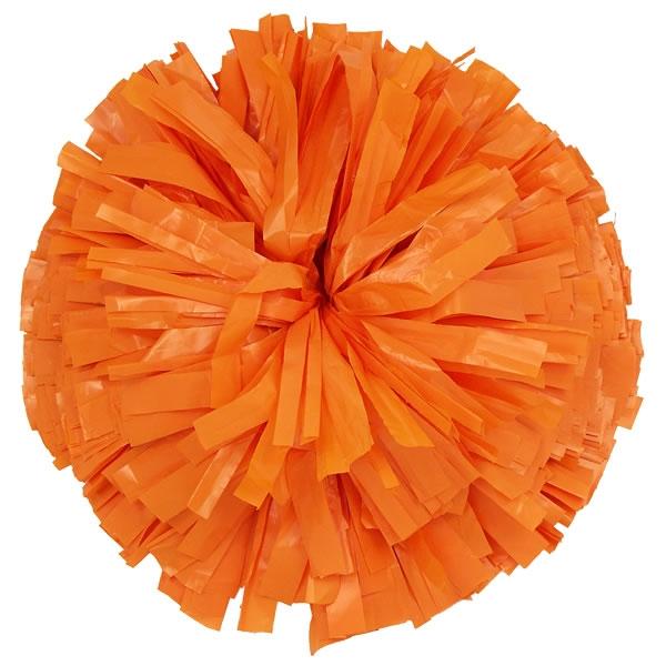One Color Plastic Pom